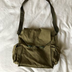 Handbags - Army Crossover Bag European